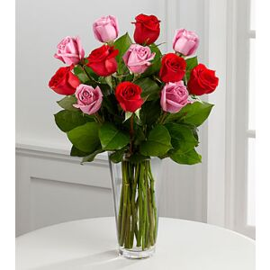 B19-4387 The FTD True Romance Rose Bouquet