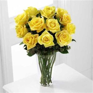 Yellow Rose Bouquet